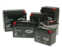 Batteri Sortiment JMT GEL - Scooter, Moped, Quad, ATV