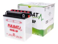 Batteri Fulbat FB10L-BP DRY