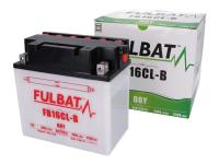 Batteri Fulbat FB16CL-B DRY