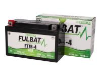 Batteri Fulbat FT7B-4 SLA