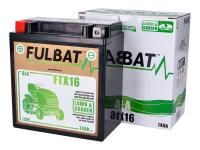 Batteri Fulbat FTX16 GEL