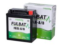 Batteri Fulbat FB3L-A/B GEL