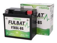 Batteri Fulbat FTX5L-BS GEL