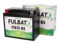 Batteri Fulbat FTX12-BS GEL