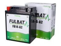 Batteri Fulbat FB14-A2 GEL (12N14-4A)