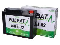 Batteri Fulbat FB16AL-A2 GEL