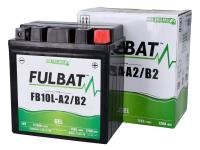 Batteri Fulbat FB10L-A2/B2 GEL