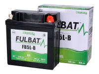 Batteri Fulbat FB5L-B GEL