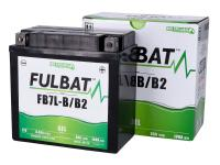 Batteri Fulbat FB7L-B/B2 GEL