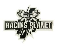 Dekal Racing Planet 130x105mm - svart