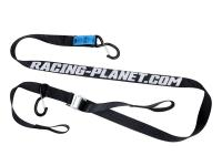 Spännband Racing Planet 35mm med hake - 2st